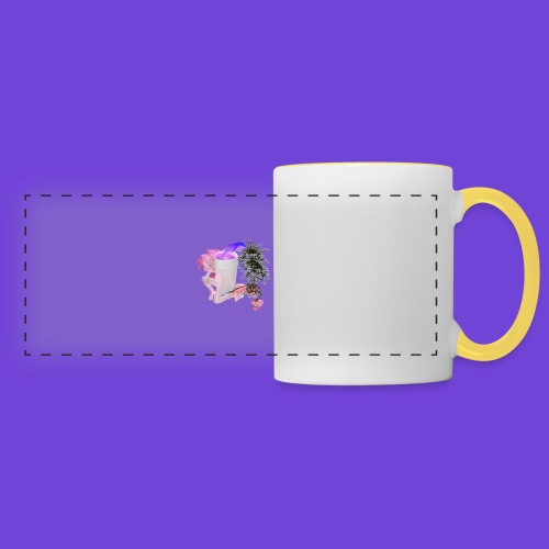 Purple Drank - Tazza con vista