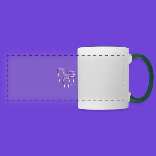 Purple - Tazza con vista