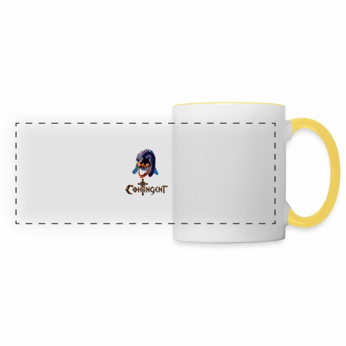 Contignent Logo - Panoramic Mug