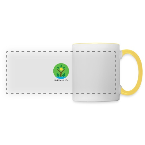 Uplifting My Life Official Merchandise - Panoramic Mug