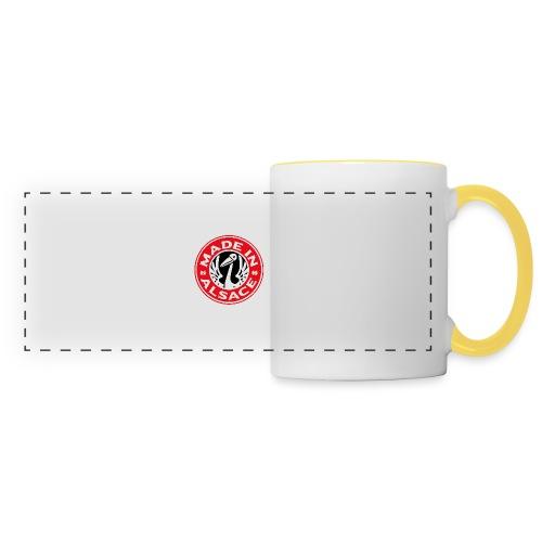 StorkyBuck - Mug panoramique contrasté et blanc