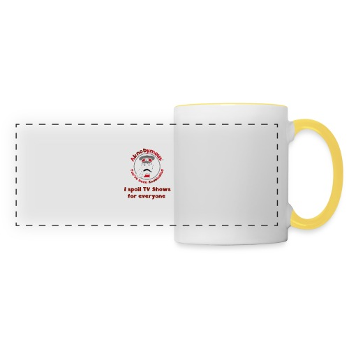 Knobination - TV Show Spoiler - Panoramic Mug