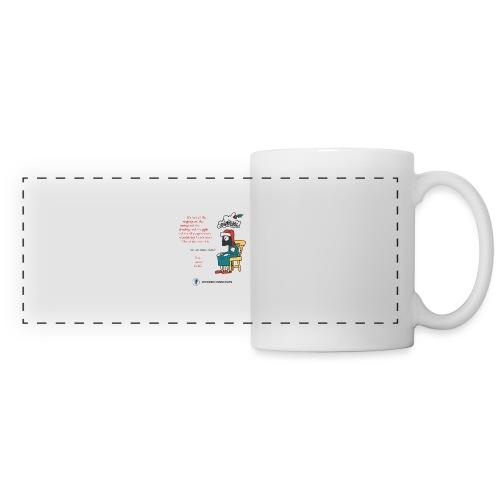 Antigone Funn Christmas - Panoramic Mug