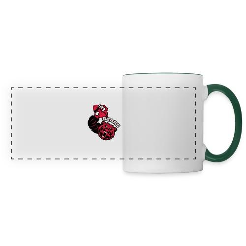 Bears Rugby - Mug panoramique contrasté et blanc
