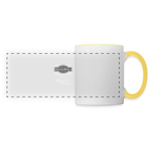 Bontiul gray white - Panoramic Mug