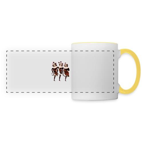 Vintage Dancers - Panoramic Mug