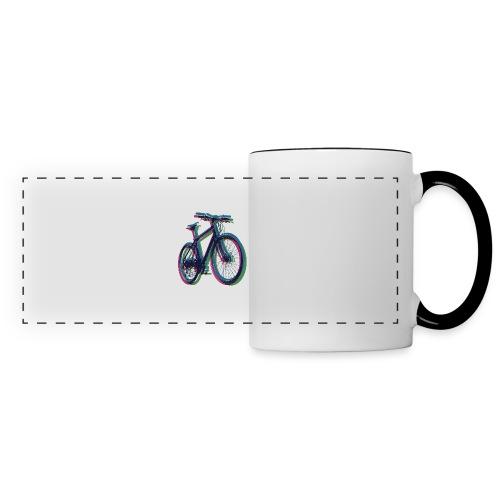 Bike Fahrrad bicycle Outdoor Fun Mountainbike - Panoramic Mug