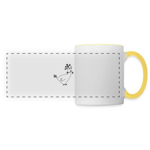 Cosmic Chicken - Panoramic Mug
