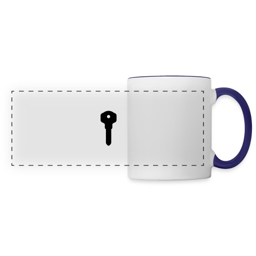 Narct - Key To Success - Panoramic Mug