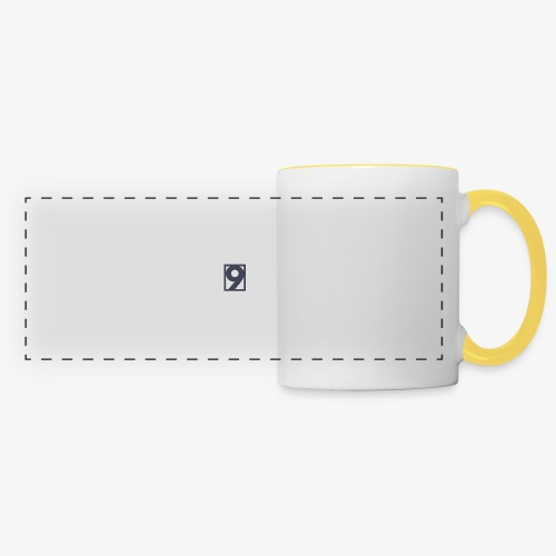 9 Clothing T SHIRT Logo - Panoramic Mug