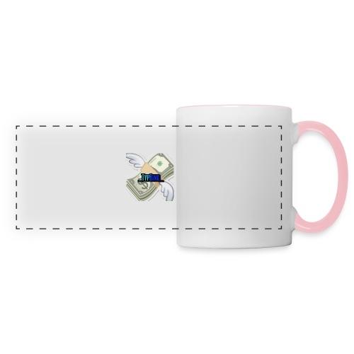 Money is strong - Panoramic Mug