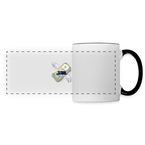 Money is strong - Panoramic Mug
