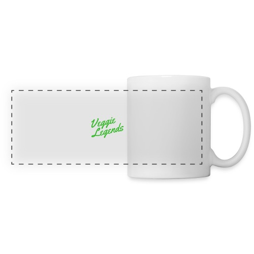 Veggie Legends - Panoramic Mug