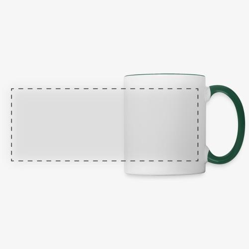 Union Blanc - Mug panoramique contrasté et blanc