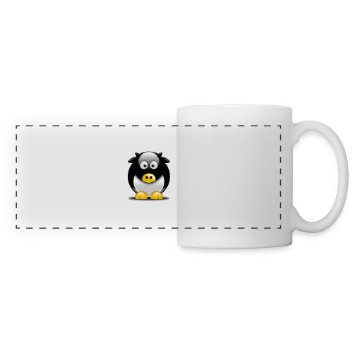 Mascotte MayLUG - Mug panoramique contrasté et blanc