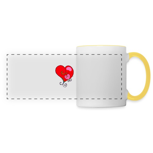 Magic Mother & Magic Child - Panoramic Mug