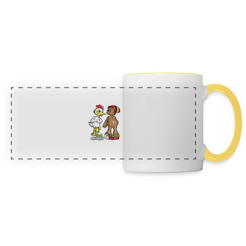 Jerk chickenPork Dread - Panoramic Mug