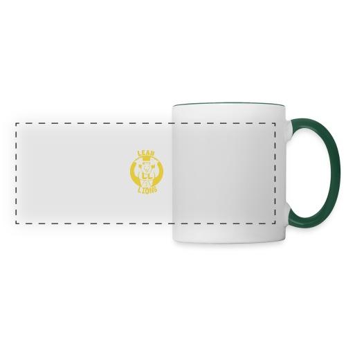 Lean Lions Merch - Panoramic Mug