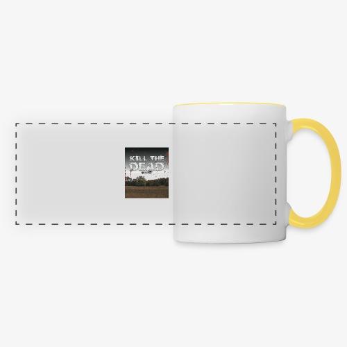 Tasse / Mug Kill The Dead - Mug panoramique contrasté et blanc