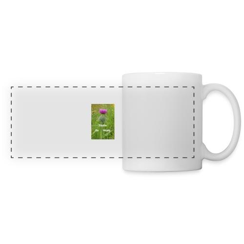 IMG 20180301 221949 Thistle Do Nicely - Panoramic Mug
