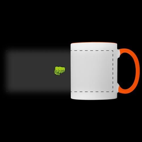 Leon Fist Merchandise - Panoramic Mug
