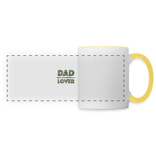 DAD LOVER - Panoramamugg