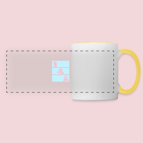 I like you! - Panoramic Mug