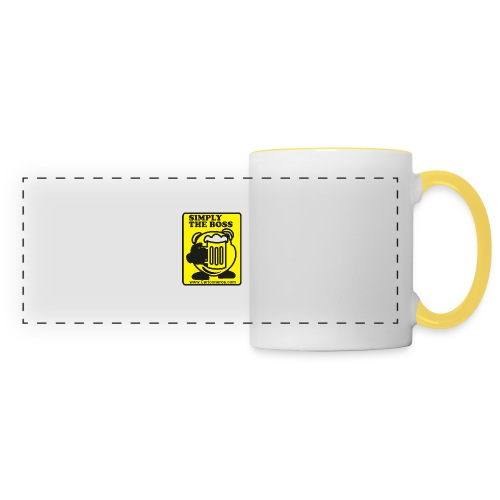 Simply the Boss - Panoramic Mug