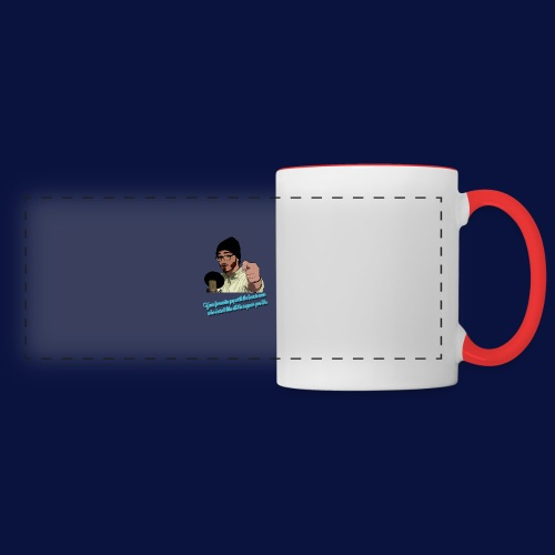 Your Favourite Beanie Man - Panoramic Mug