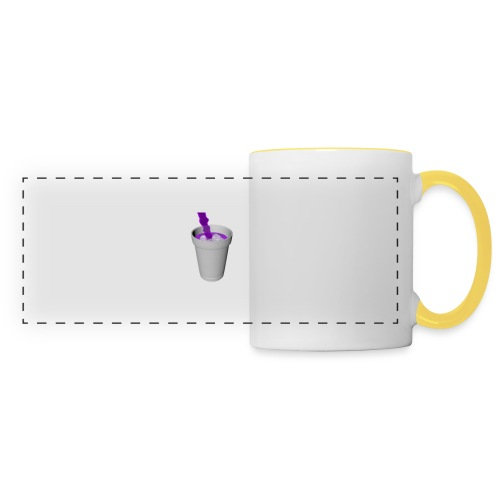 lean - Panoramic Mug