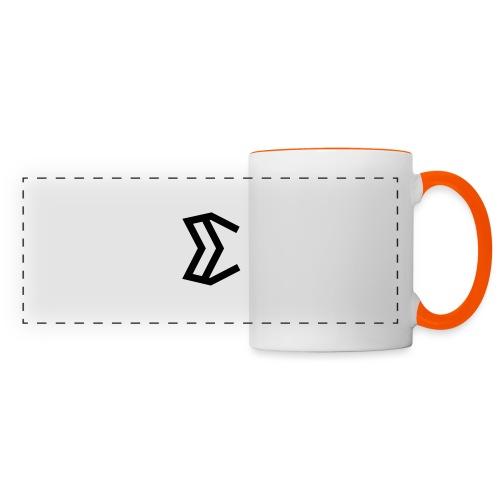 E - Panoramic Mug