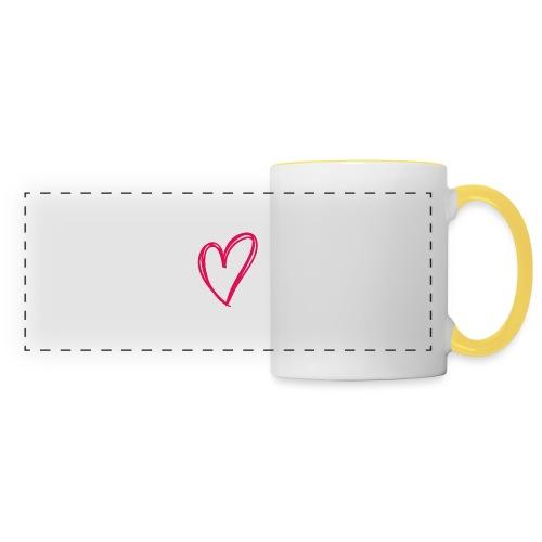 hartje03 - Mug panoramique contrasté et blanc