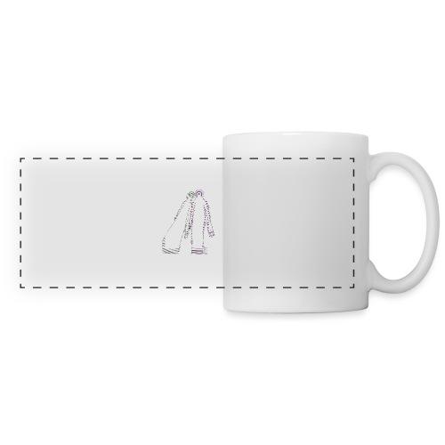 fatal charm - hi logo - Panoramic Mug