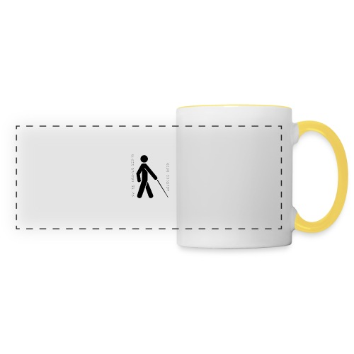 Blind T-Shirt - Panoramic Mug