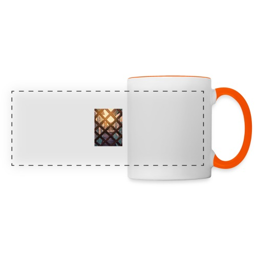 Beach - Panoramic Mug