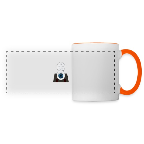 God is watching you! - Tazza con vista