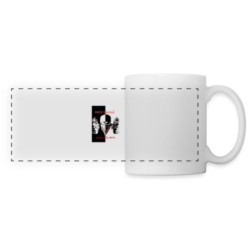 Enox - Mug panoramique contrasté et blanc
