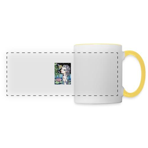 Pisces girl Fische Mädchen - Panoramic Mug