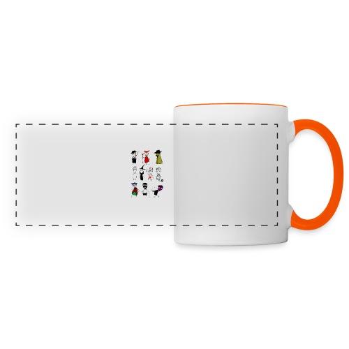Bad to the bone - Panoramic Mug