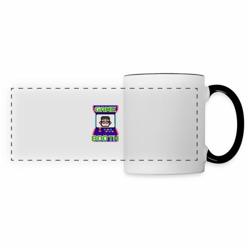 GameBooth Icon Logo - Panoramic Mug