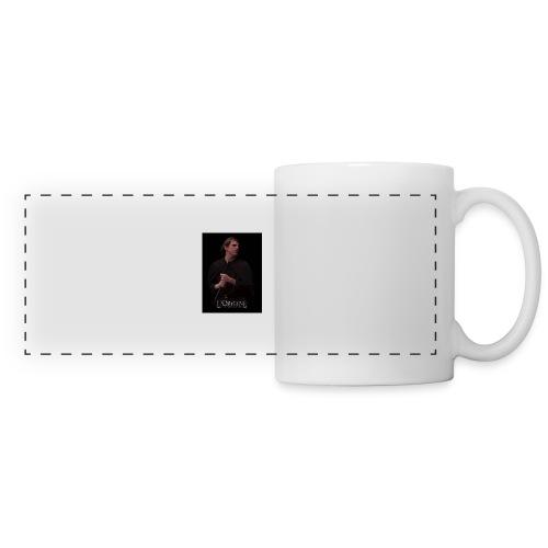Chasseur - Mug panoramique contrasté et blanc