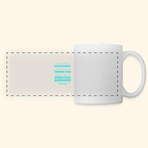 misterb&b - Mug panoramique contrasté et blanc
