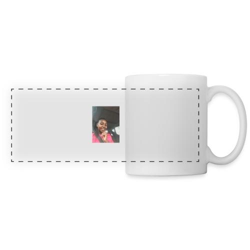tee shirt personnalser par moi LeaFashonIndustri - Mug panoramique contrasté et blanc