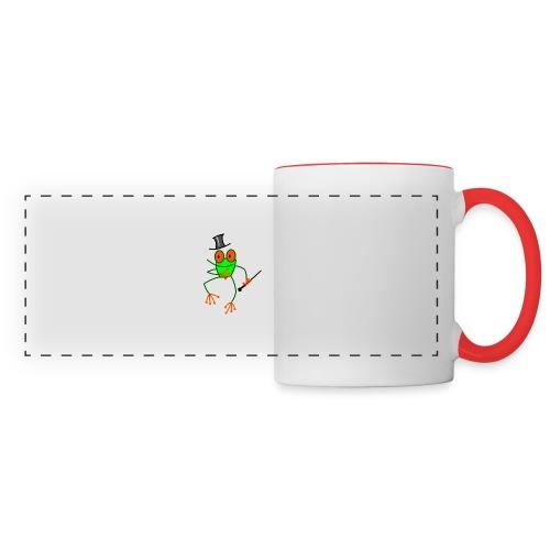 Dancing Frog - Panoramic Mug