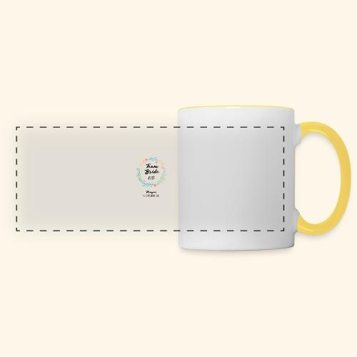 TOTE EVJF - Mug panoramique contrasté et blanc