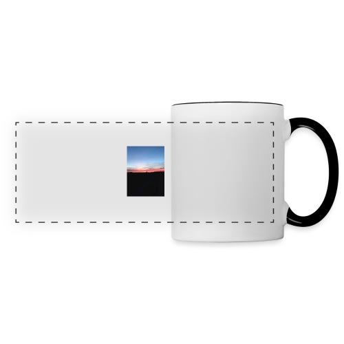 late night cycle - Panoramic Mug