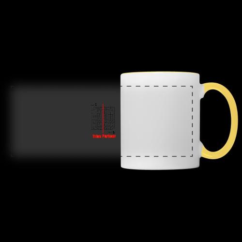 maze - Panoramic Mug