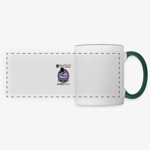 myles front 0518 - Panoramic Mug