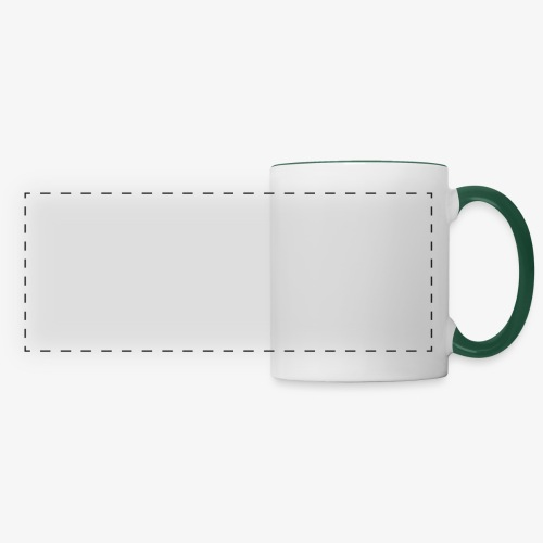 quadflyby2 - Panoramic Mug