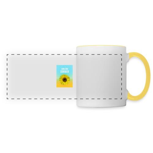 sunflower endless summer Sonnenblume Sommer - Panoramic Mug